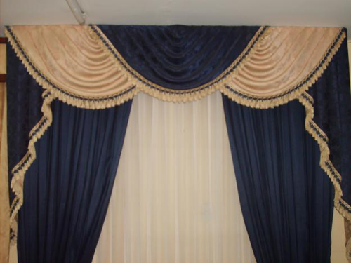 Cortinas Decorativas en Hermosillo 9 - Decoraciones Suro