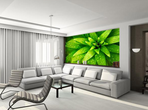 Papel tapiz hermosillo 10 decoraciones suro decoraciones suro - Vinilos decorativos fotomurales ...